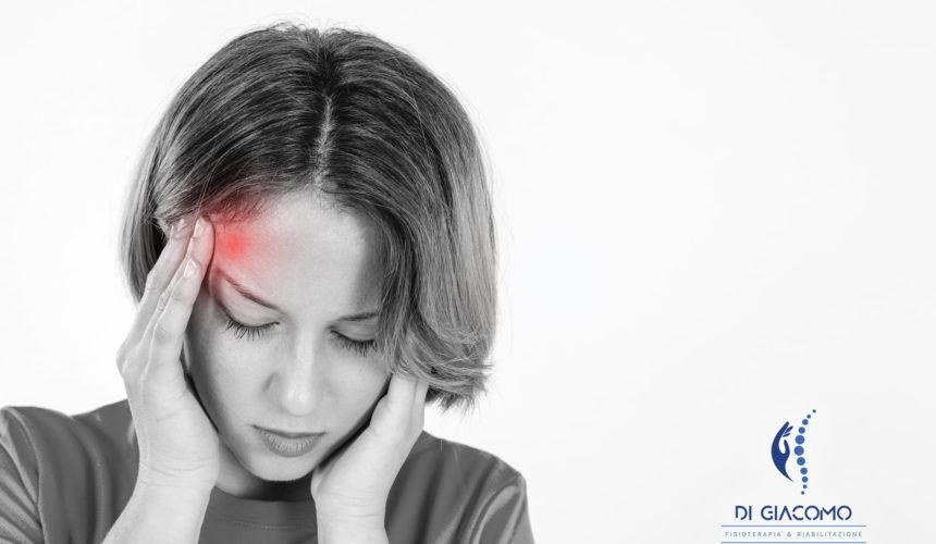 Cefalea: la fisioterapia nella cura del mal di testa